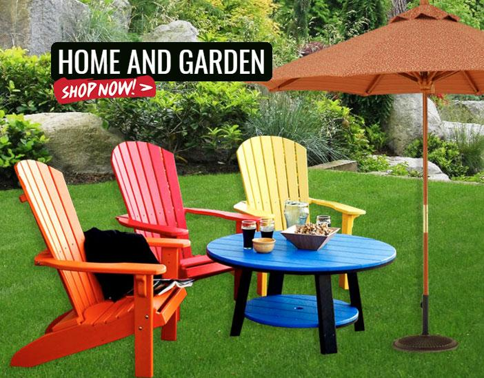 Mobile Home Garden