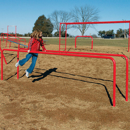 Parallel Bars Playground Structure