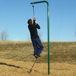 Rope Climb Playground Equipment