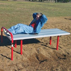 Sit-Up Station Playground Equipment