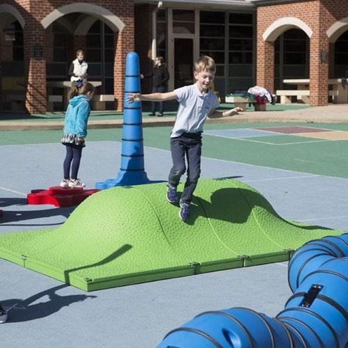 Snug Mound Playground System