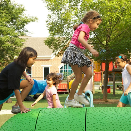 Snug Mound Playground Systems