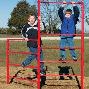 stall bar fence playground