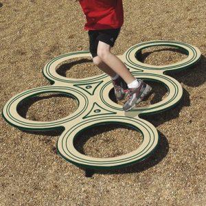 tire challenge playset