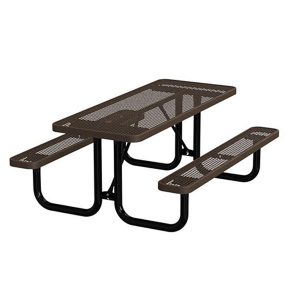 UltraLeisure Rectangle Picnic Table