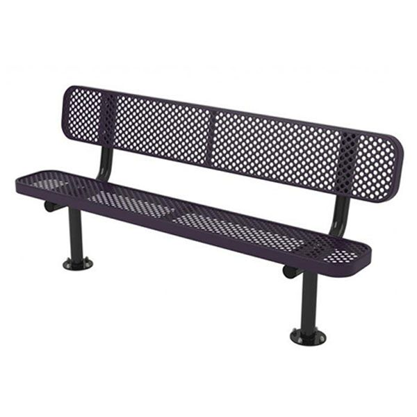Ultraleisure Bench with Back