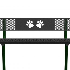 Ultra Paws Park Bench
