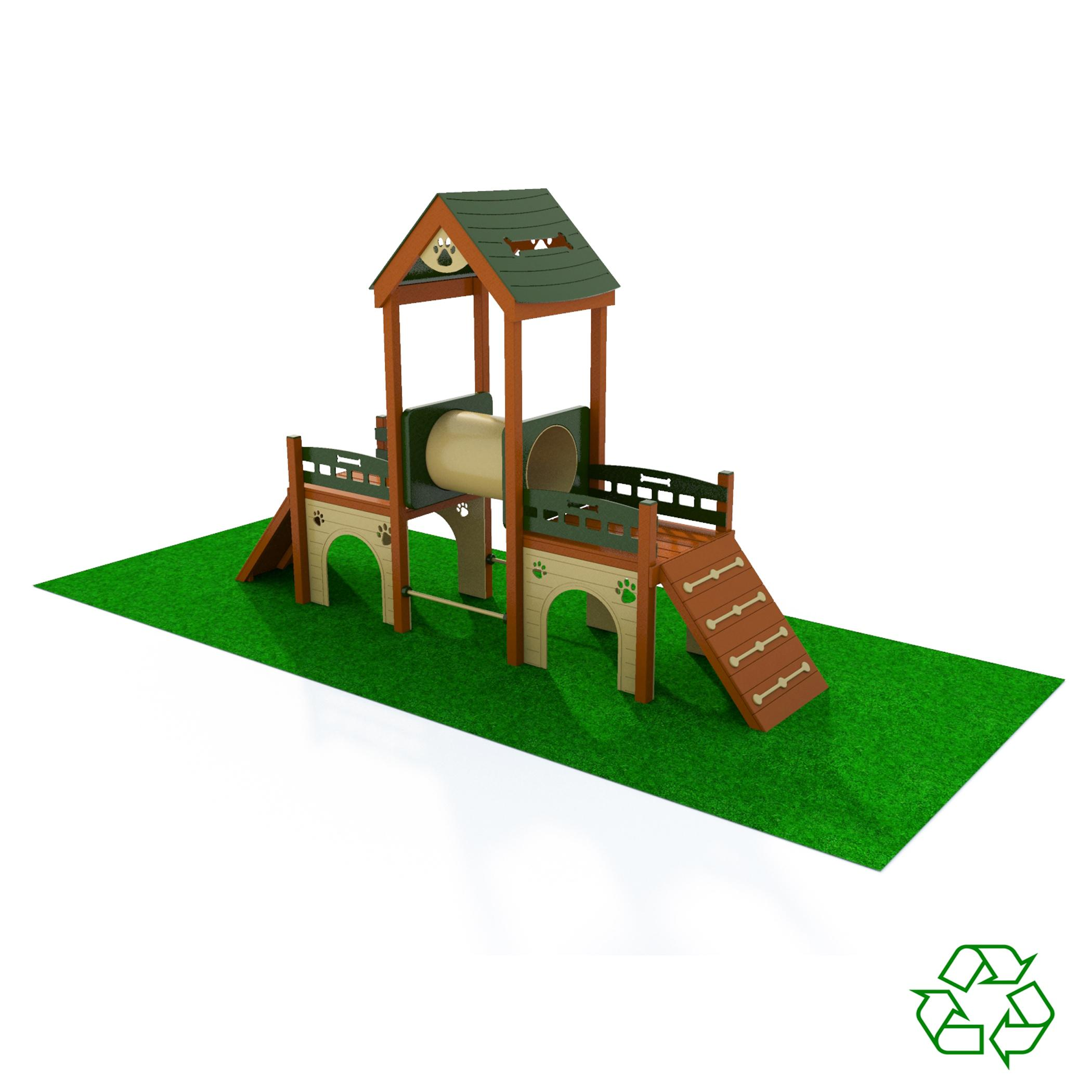 Kennel Club Playground | TerraBound Solutions Inc.