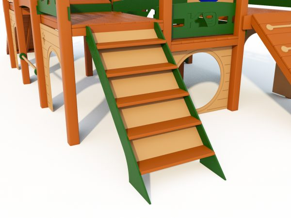 Kennel Club Stair - Natural