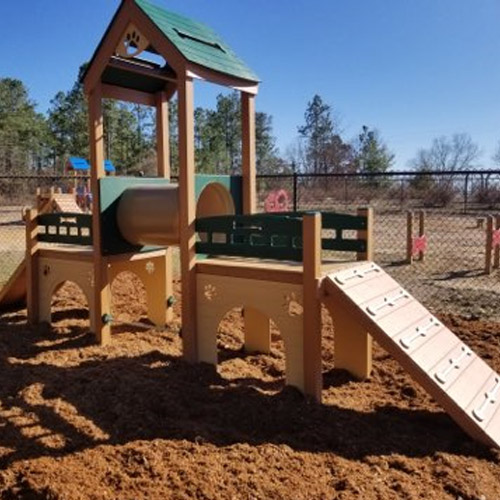 kennel club playground system