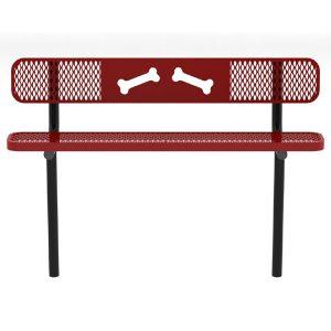 ultra bones park bench