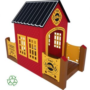 Fire Station Playhouse