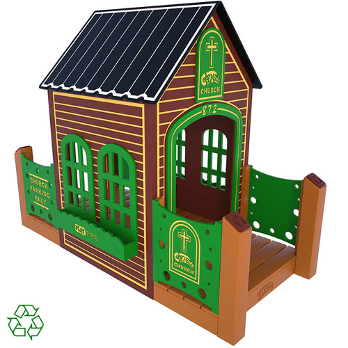 Little Church Play House