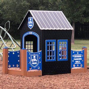 Police Station Playhouse