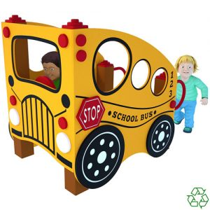 School Bus Rider Playsets