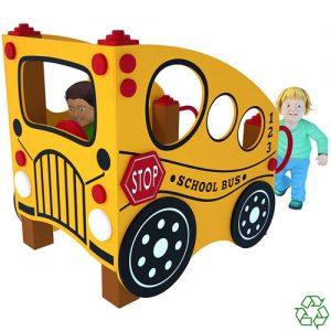 School Bus Rider Playsets
