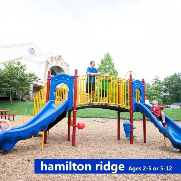 Hamilton Ridge Play System