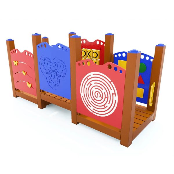 Horizon Early Childhood Play Structure