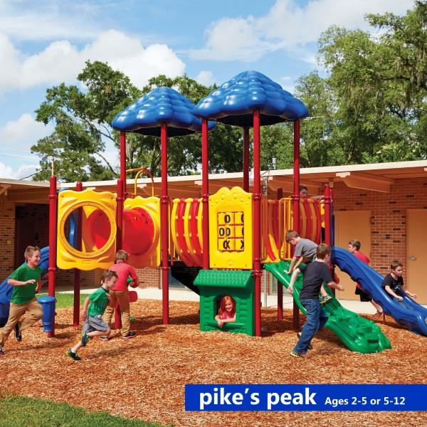 Pikes Peak Play System