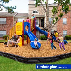Timber Glen Play System