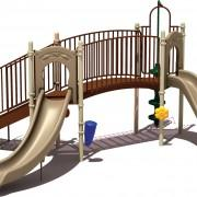 Hamilton Ridge Play System Natural