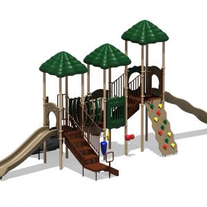 Rainbow Lake Play System Natural