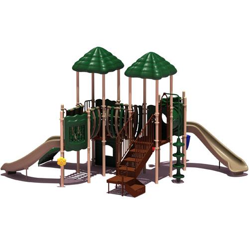 Pikes Peak Playground Structure