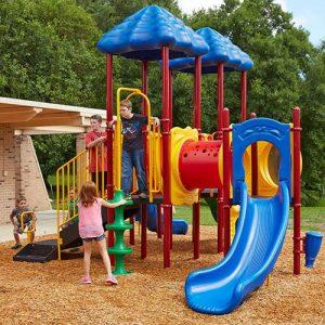 Pikes Peak Playground System