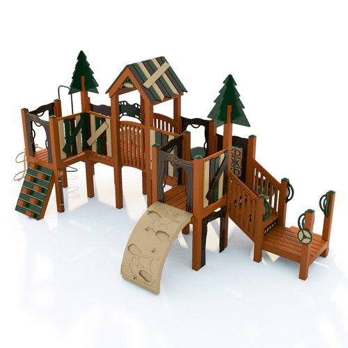 yellowstone playset