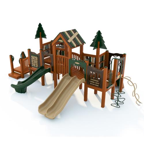 Yellowstone Playground Equipment