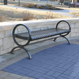 Wellington Backless Bench