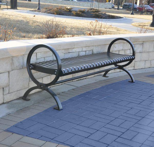 Wellington Backless Bench