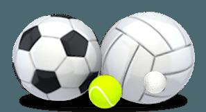 sports menu top