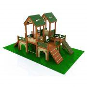 Deluxe Kennel Club Playground