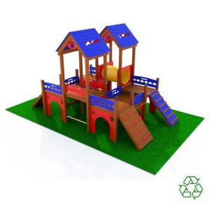 Eco Friendly Dog Park Equipment