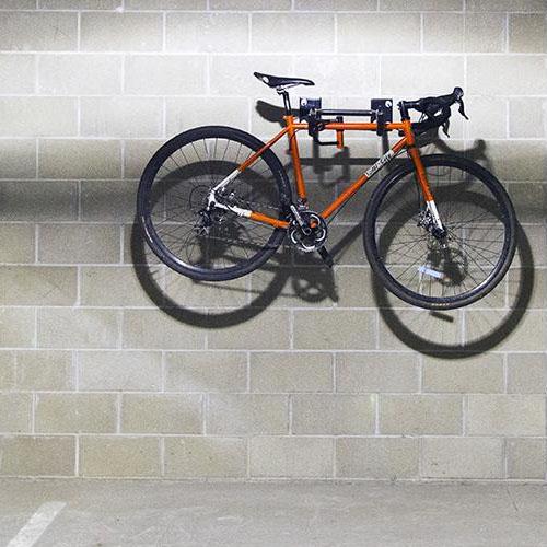 wall bike rack kit
