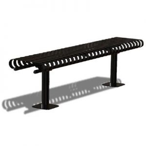 powder coated benches, premium collection, kensington