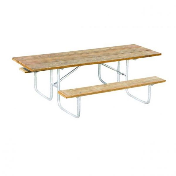 Heavy-Duty ADA Accessible Rectangular Table