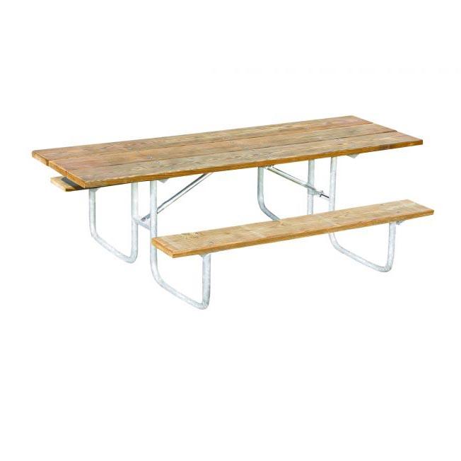 Heavy Duty ADA Accessible Rectangular Table