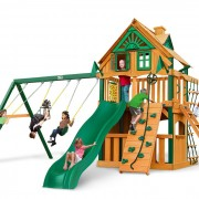 Chateau Clubhouse Swing Set kits