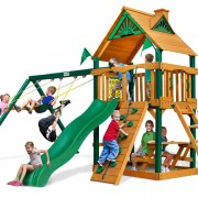 chateau swing set kits