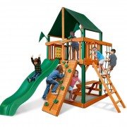 Chateau Tower Swing Set kits