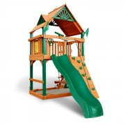 Chateau Tower Swing Set system