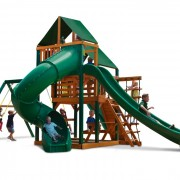 Great Skye II Swing Set system