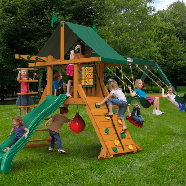 high point swing set