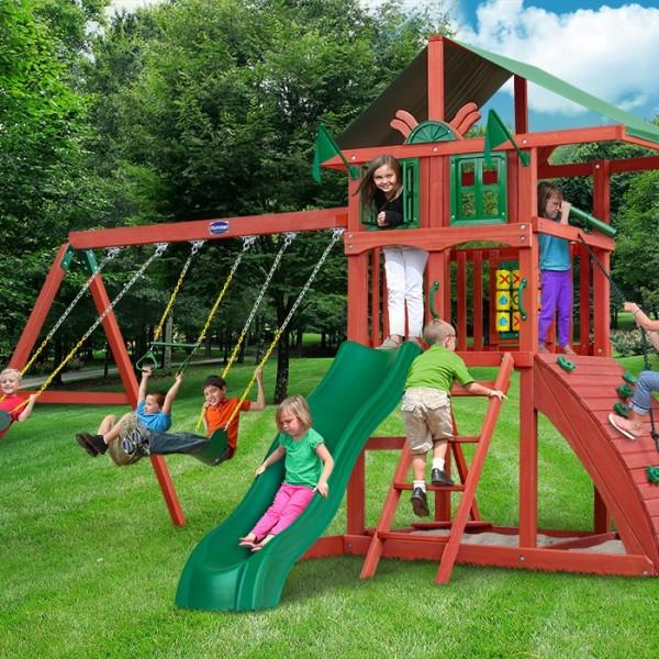 Highcrest Swing Set