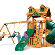 mountaineer clubhouse swing set kits