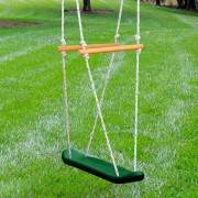 skateboard swing set