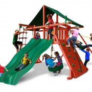 Sun Climber Extreme Swing Set kits