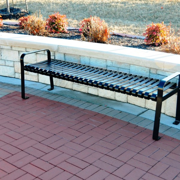 Backless Aspen Bench